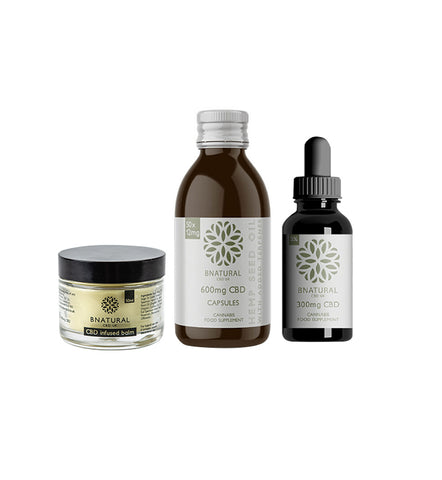 Bnatural Feel Good Package 3