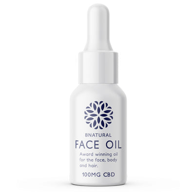 Award Winning Face Oil