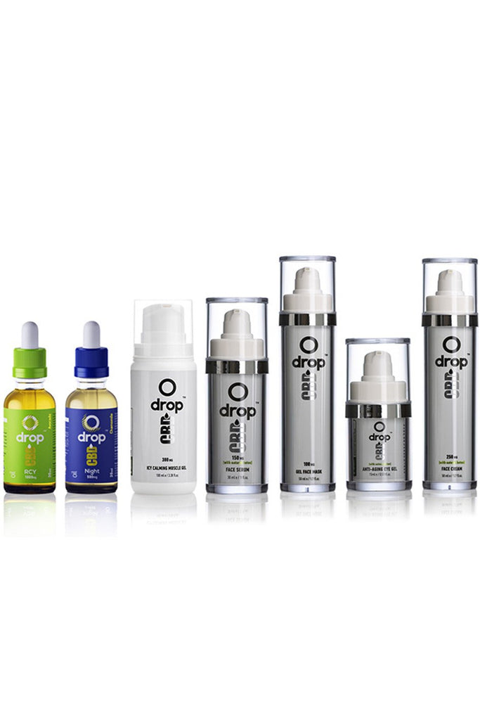 Drop CBD 7 Item Bundle