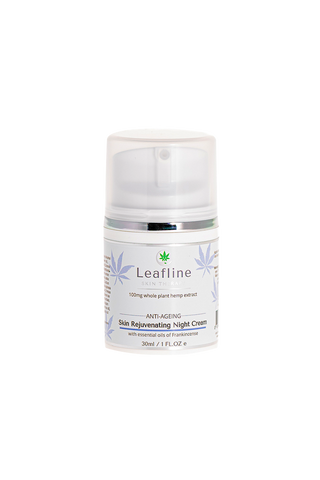 Leafline Skin Therapy Rejuvenating Night Cream
