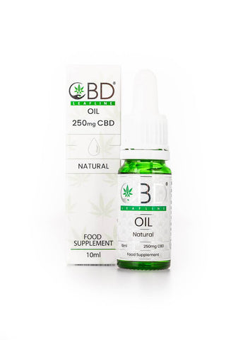 CBD Whole Plant Oils derived from low-THC cannabis Natural (hemp)