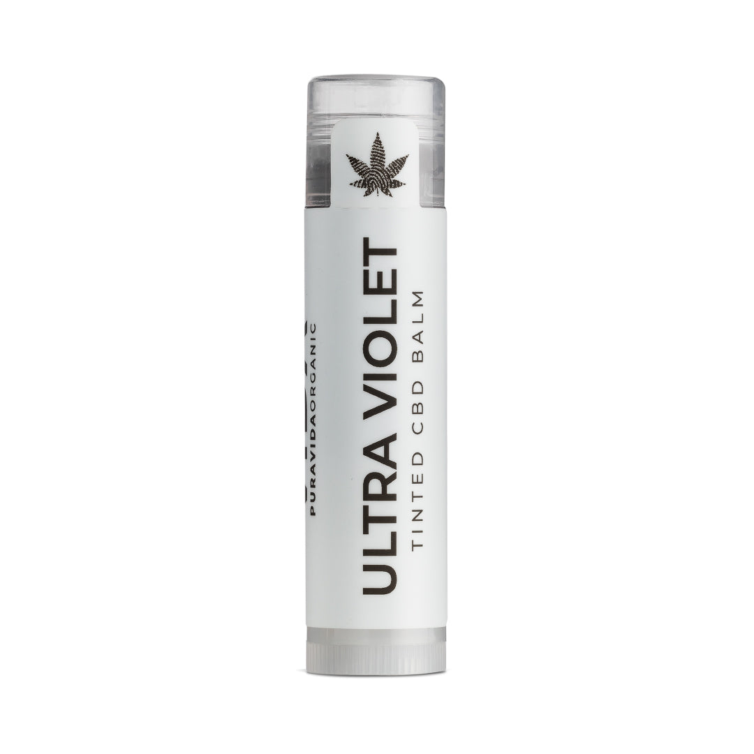 Ultra Violet CBD Lip Tint - 5ml