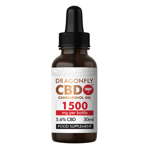 Narrow-Spectrum Oil 1500mg (5.6% CBD) 30ml