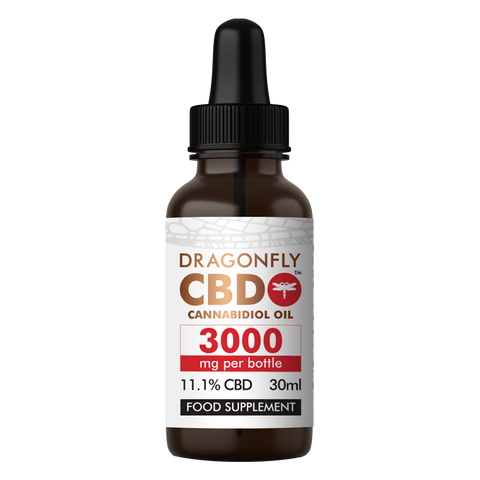 Narrow-Spectrum Oil 3000mg (11.1% CBD) 30ml
