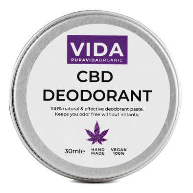 PVO - CBD deodorant - 30ml (300mg / 1% CBD)