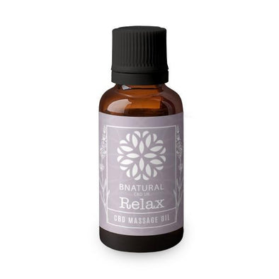 Relax Massage Oil 300mg