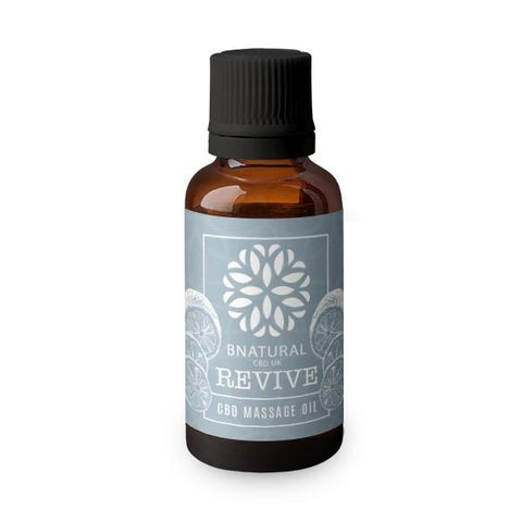 Revive Massage Oil 300mg