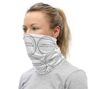 Operation Motivation Neck Gaiter