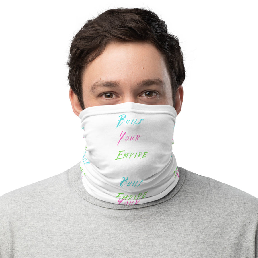 Build Your Empire Neck Gaiter