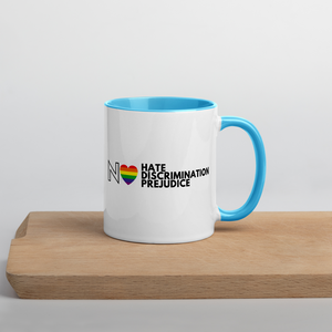 PRIDE Mug with Color Inside