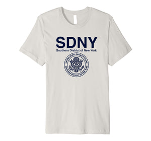 'SDNY' Premium Resistance T-Shirt