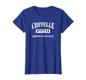 1970 Chevelle American Muscle Tshirt