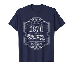 1970 Birthday Gift 49 Year Old 1970 Shirt 49th Bday Tshirt
