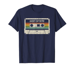 40 years old, made in 1979, vintage 40th birthday  T-Shirt