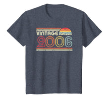 Load image into Gallery viewer, 2006 Vintage T Shirt, Birthday Gift Tee. Retro Style Shirt.