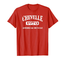 Load image into Gallery viewer, 1970 Chevelle American Muscle Tshirt