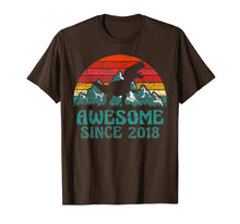Load image into Gallery viewer, 1st Birthday Gift Shirts Dinosaur 1 Year Old T-Shirt For Boy