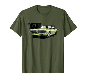 1968 Mercury Cougar Graphic T-Shirt