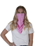 Simply Southern Preppy Pink Protective Mask Cover