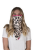 Simply Southern Preppy Leopard Protective Mask Cover