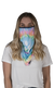 Simply Southern Preppy Tie Dye Protective Mask Cover