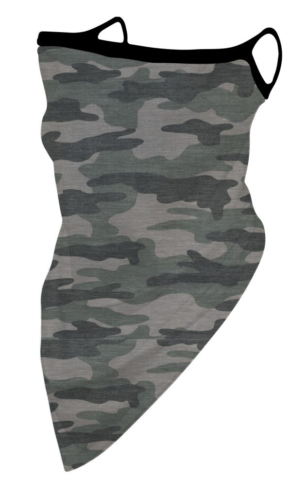 Simply Southern Camo Green Protective Mask Cover