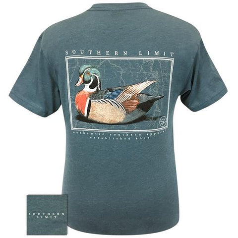 Southern Limits Wood Duck Unisex T-Shirt