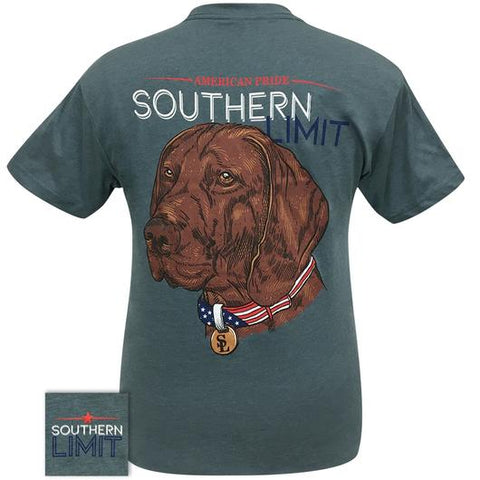 Southern Limits Dog Gone American Unisex T-Shirt