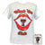 Girlie Girl Originals Preppy Texas Tech Lips T-Shirt