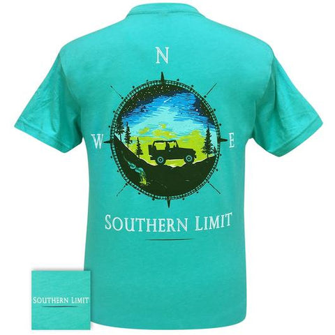 Southern Limits Compass Unisex T-Shirt