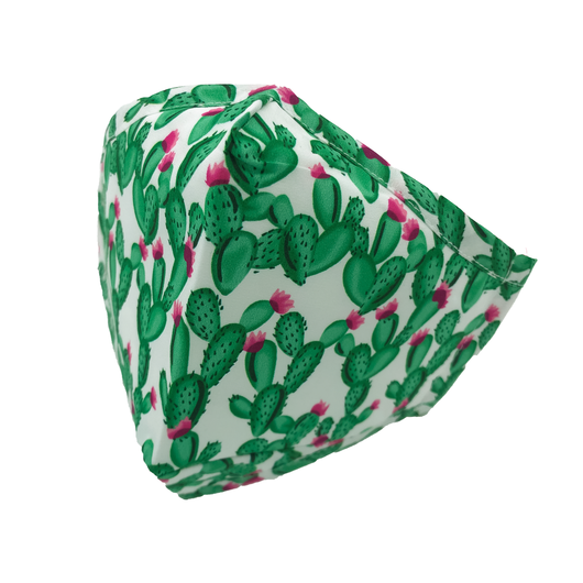 Girlie Girl Preppy Cactus Protective Mask