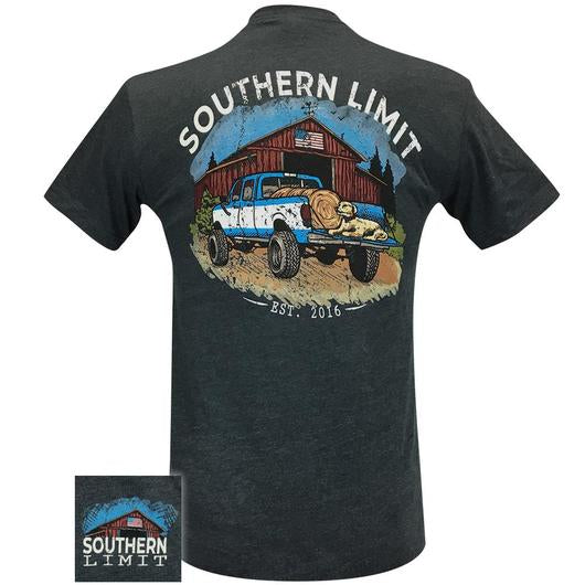 Southern Limits Truck And Barn Unisex T-Shirt