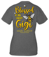 Simply Southern Preppy Blessed To Bee Called Gigi T-Shirt