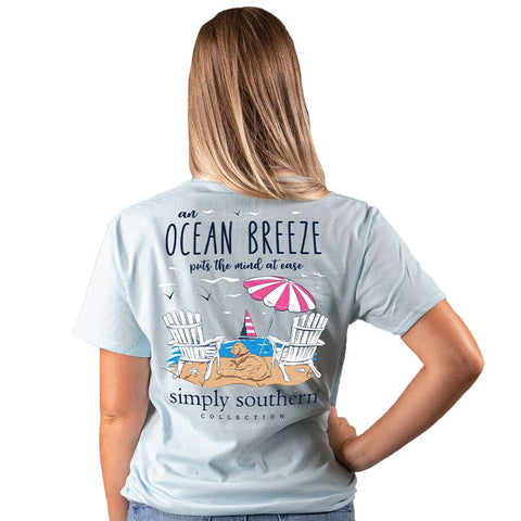 Simply Southern Preppy Ocean Breeze T-Shirt