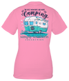 Simply Southern Preppy Memories Are Made Camping T-Shirt
