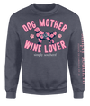 Simply Southern Dog Mother Long Sleeve Crew Sweatshirt