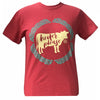 Bjaxx Lilly Paige Heifer Please Cow Girlie Bright T Shirt