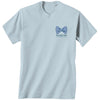 UK Kentucky Wildcats Big Blue Southern Anchor Bow Comfort Colors Bright T Shirt - SimplyCuteTees