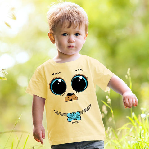 Kerusso Puppy Christian Baby Toddler Youth Bright T Shirt