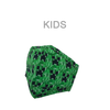 Youth Kids Unisex Minecraft Protective Mask