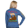 Simply Southern Preppy Mama Bear Long Sleeve T-Shirt