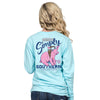 Simply Southern Preppy Pilot Pig Long Sleeve T-Shirt