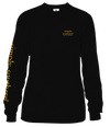 Simply Southern Shine Out Firefly Mason Jar Long Sleeve T-Shirt