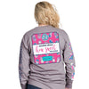 Simply Southern Preppy Amazing Grace How Sweet Long Sleeve T-Shirt