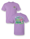 Sassy Frass Melons for Sale Truck Watermelon Girlie Bright T Shirt - SimplyCuteTees