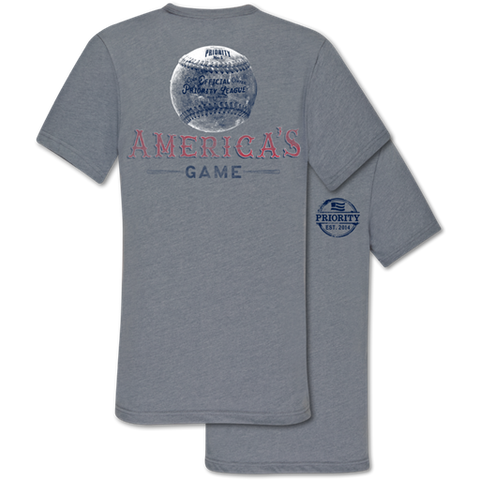 Southern Couture Priority America's Game Unisex T-Shirt