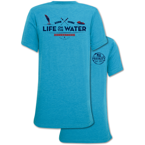 Southern Couture Priority Life On The Water Unisex T-Shirt