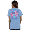 Sale Simply Southern Preppy Get Off My Tail Elephant T-Shirt