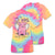 Simply Southern Preppy Bless This Hot Mess Pig Tie Dye T-Shirt