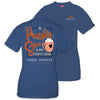 Simply Southern Preppy Pumpkin Spice Season Fall T-Shirt